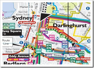 sweetsweet bus map