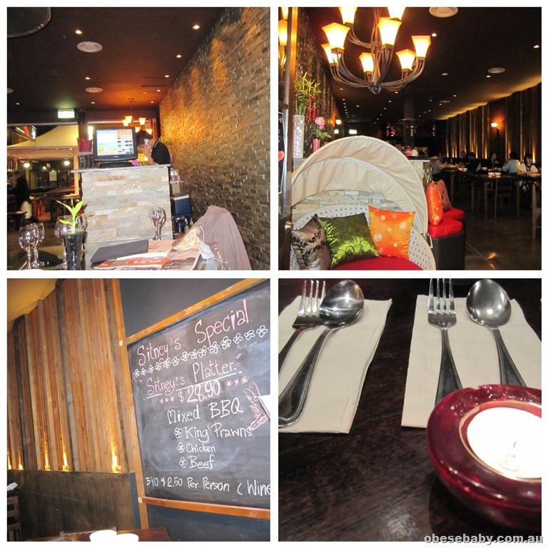 sitney thai restaurant parramatta obesebaby. Black Bedroom Furniture Sets. Home Design Ideas